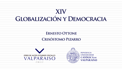 Cuaderno XIV - Globalización y Democracia