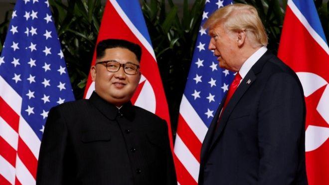 Qué dice la declaración conjunta firmada por Donald Trump y Kim Jong-un y por qué algunos expertos están decepcionados