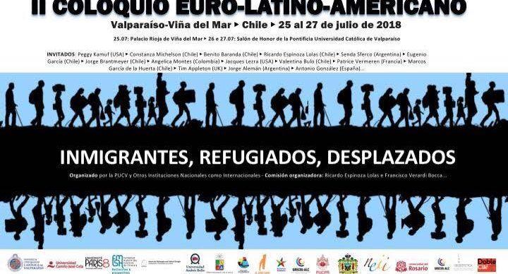 Valparaíso y Viña del Mar abren sus puertas para la realización del ll Coloquio Euro Latino Americano