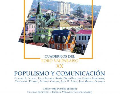 Cuaderno XX - Populismo y Comunicación