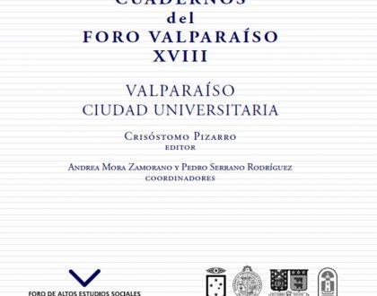 Cuaderno XVIII - Valparaíso, ciudad universitaria