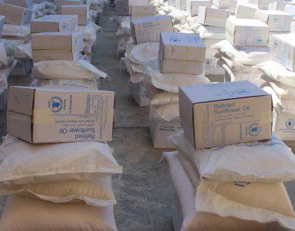 Convoy humanitario de la ONU llega al aislado campamento de Rukban en Siria