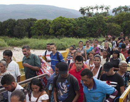 Tres millones de Venezolanos han salido del país
