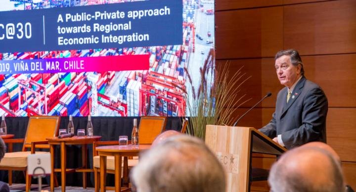 Encuentro público-privado busca la integración económica en Asia Pacífico