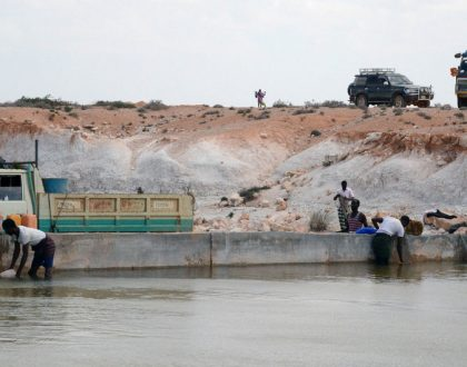 La explotación insostenible de arena destruye ríos y mares