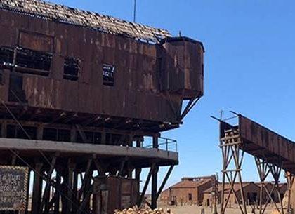 Las Oficinas salitreras de Humberstone y Santa Laura retiradas de la Lista del Patrimonio Mundial en Peligro