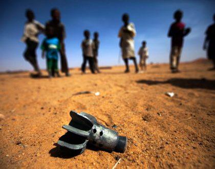 2018 se convierte en el año con más niños muertos y heridos en guerras