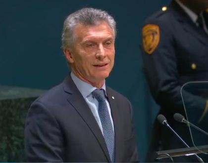Argentina refrenda sus compromisos con la igualdad de género y la lucha contra el narcotráfico