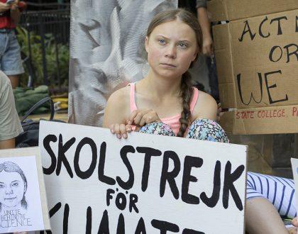 [Reportaje] El pacto de los jóvenes para sobrevivir al cambio climático