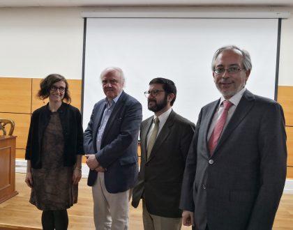 Agustín Squella es nombrado socio honorario de la Sociedad Chilena de Filosofía Jurídica y Social