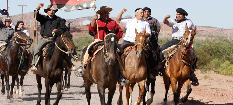 La ONU pide investigar la violencia contra el pueblo mapuche en la Araucanía