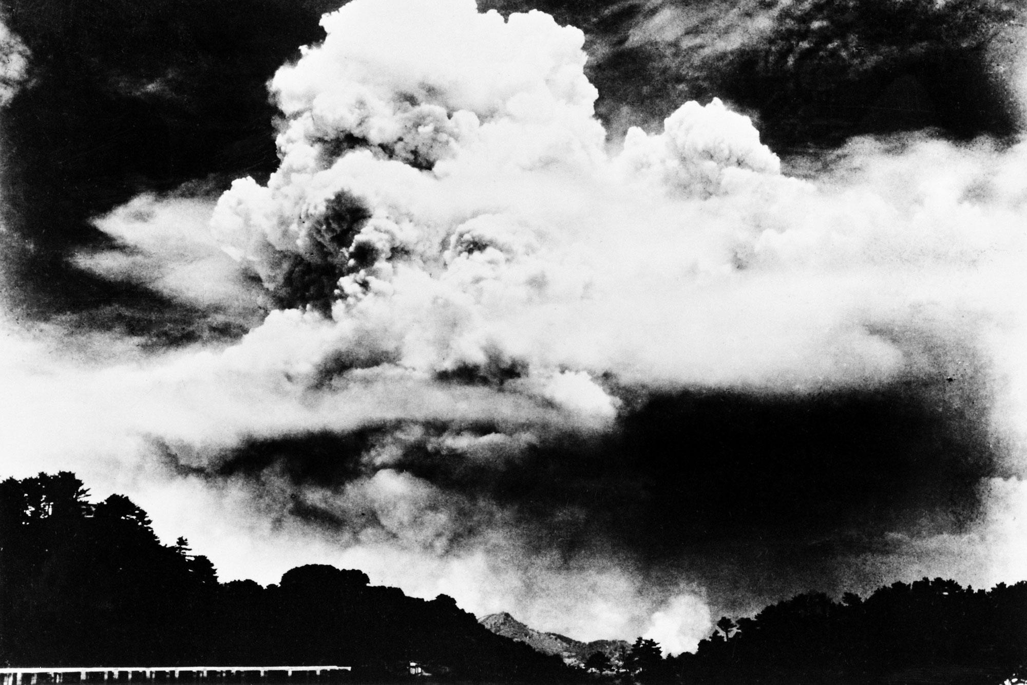 La amenaza nuclear sigue creciendo tres cuartos de siglo después del bombardeo de Nagasaki