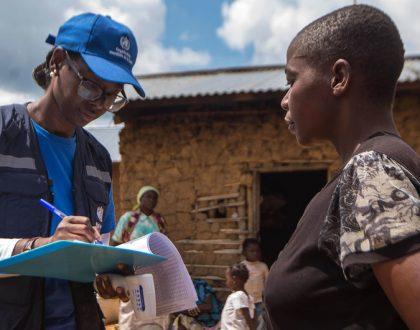Héroes de la vida real: la doctora haitiana que lucha contra el ébola y el COVID en África